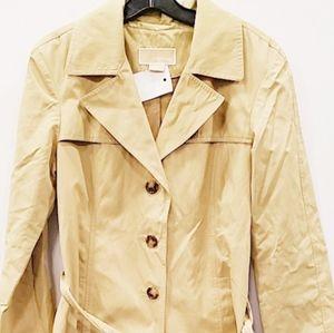 Women's Michael Kors Tan Jacket